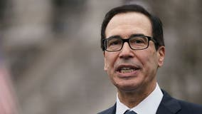 Mnuchin says White House will send $1,000 checks to most Americans within 3 weeks