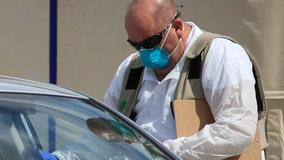 New Orleans offering drive-thru coronavirus testing as city screeches to a halt