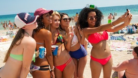Florida town says ban on drinking on the beach has stopped rowdy spring break parties