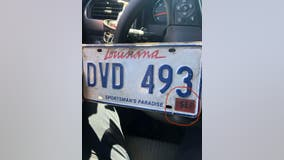 Police: Driver caught driving with tabs that expired back in 1997