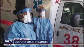 Person in north suburban Glencoe being monitored for coronavirus