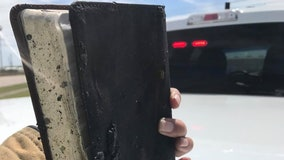 Bible undamaged as engine fire engulfs truck in Texas: report