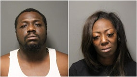 Man, woman charged after drug bust at Lansing hotel