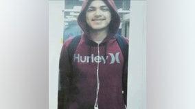 FOUND: Boy, 15, missing from Bronzeville found
