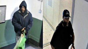 Police looking for man suspected of stealing packages in Hyde Park