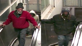 Police seek 2 men in connection with robbery at Englewood Red Line station
