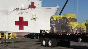 US Navy ships headed to Los Angeles, New York for coronavirus relief: Here's a look inside