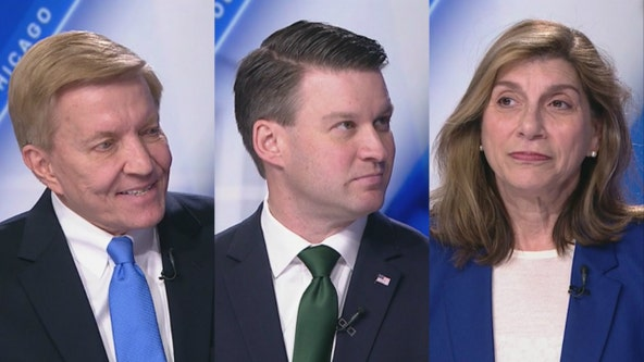 Flannery Fired Up: Cook County State's Attorney candidates debate the issues