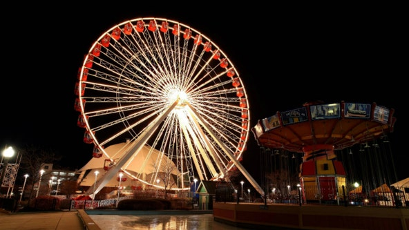 Navy Pier to mark phased reopening on April 30 with weekly fireworks celebration