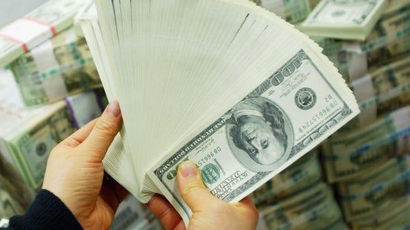 Wednesday night's Powerball jackpot is almost half a billion dollars