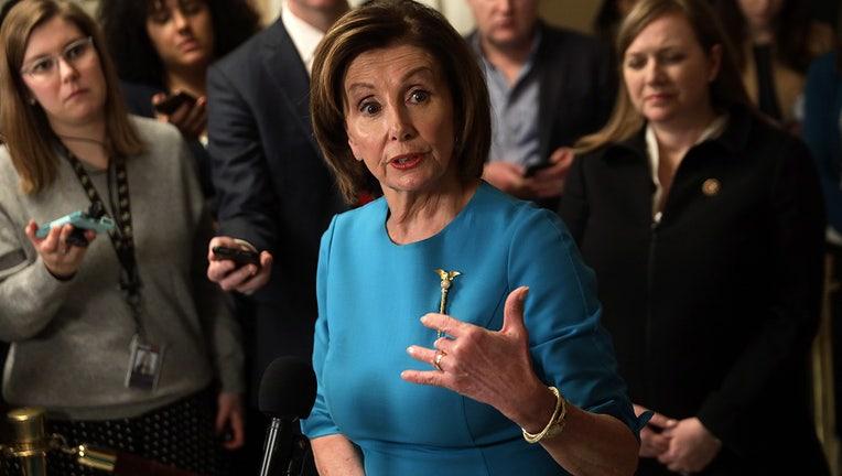House Lawmakers Work On Coronavirus Aid Package Bill