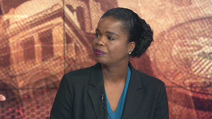 Kim Foxx announces 42 felony charges related to Sunday night's looting in Chicago
