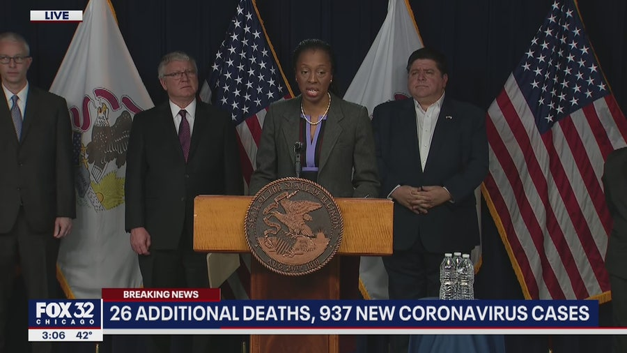 5,994 COVID-19 cases in Illinois as death toll reaches 99