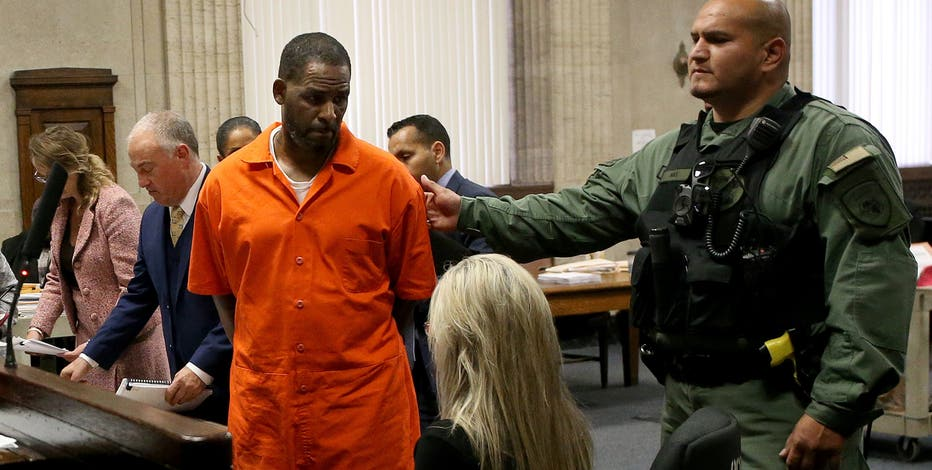 R. Kelly seeks release from Chicago jail, cites coronavirus risk ...
