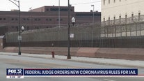Judge orders Cook County Jail to do more to halt spread of COVID-19