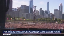 Illinois governor recommends canceling large summer events due to COVID-19