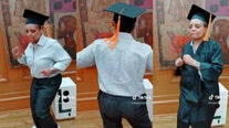Lightfoot dances on TikTok to announce virtual commencement ceremony for graduating seniors