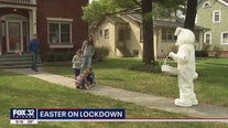 Across Chicago area, Easter celebrations altered in accordance with stay-at-home order