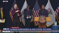IDPH announces 1,453new cases of COVID-19 and 33 additional deaths