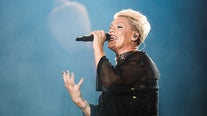 Pink donates to Temple University Hospital after revealing she recovered from COVID-19
