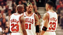 Scottie Pippen downplays rift with Michael Jordan in wake of 'Last Dance'
