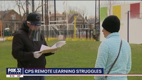 CPS parents voice concerns over remote learning struggles