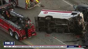 2 die in wrong-way Wauconda crash