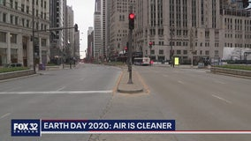 Good news on Earth Day 2020: The air is cleaner