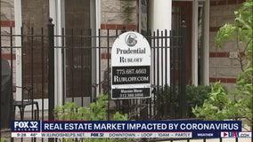 Real estate market feeling impact of coronavirus