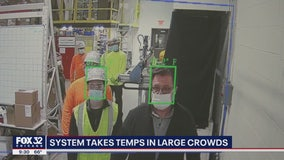 New technology can scan body temps of large groups of people in seconds