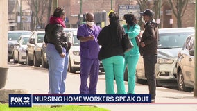 Nursing home workers speak out amid pandemic: 'We are scared'