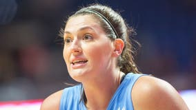 Chicago Sky center Stefanie Dolson says she got COVID-19
