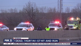 2 dead in I-57 hit-and-run near Riverdale
