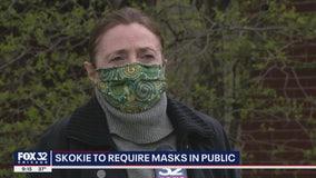 Skokie mask mandate due to COVID-19 begins Thursday
