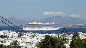 Luxury cruise set to dock with no coronavirus cases; passengers haven't set foot on land for 34 days