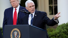 Pence says he stands against racism, but won't say 'Black Lives Matter'