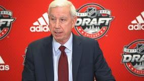 Blackhawks fire team president John McDonough in surprising move