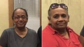 UPDATE: Missing sisters, 66 and 70, have been found
