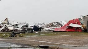 At least six dead, 300 homes damaged as strong storms hit Mississippi, Louisiana
