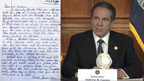 'Humanity at its best': Elderly Kansas farmer mails N95 mask to NY governor for health care worker