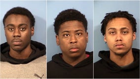3 charged stealing THC vape cartridges at gunpoint in Glen Ellyn