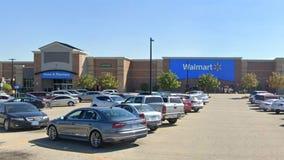 COVID-19 test center closes at Northlake Walmart