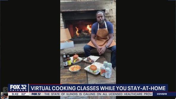 Brian Jupiter turns to virtual cooking classes in the wake of coronavirus