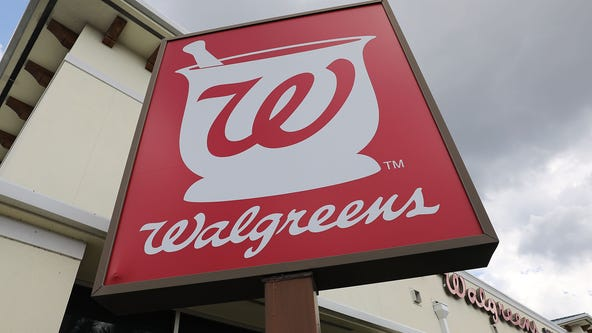 Man with hatchet robs suburban Walgreens