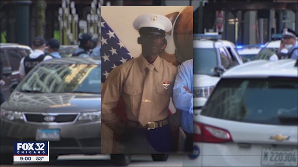 Father of Marine pushed in front of Red Line train and killed speaks out