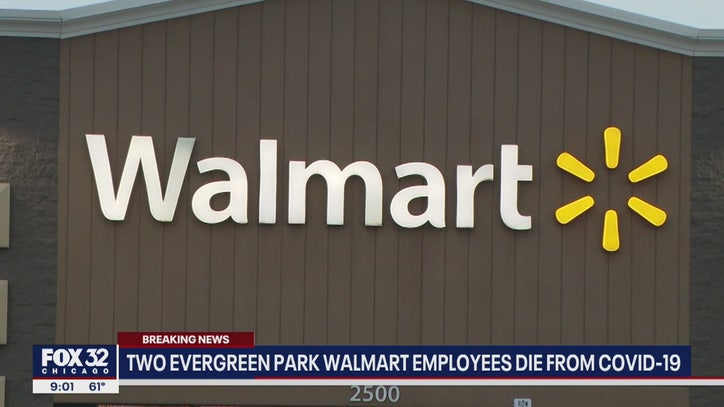 2 Walmart employees in Chicago area die from COVID-19