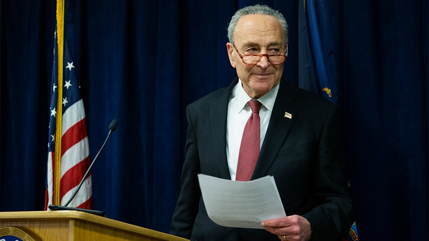 Sen. Schumer proposes $25,000 'heroes' pay for frontline workers