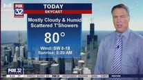 Thursday morning weather forecast for Chicagoland