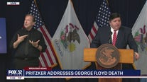 Pritzker slams Trump after president's tweet about Minneapolis protesters