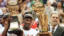 Lesson learned: Around Jordan, teammates saw price of fame